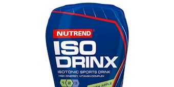 Unisport - Nutrend 1000 ml. Bitter Lemon
